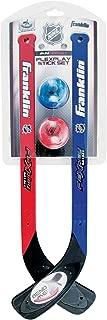 Franklin Sports NHL Flexplay 2-Player Stick & Ball Set