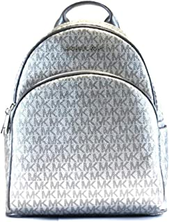 Michael Kors Abbey Medium Studded Leather Backpack For Work School Office Travel