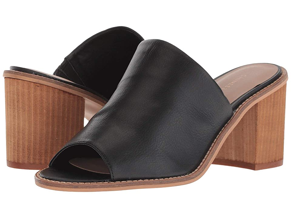 Chinese Laundry Carlin (Black Leather) Women