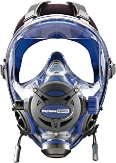 OCEAN REEF Neptune Space Gdivers Full Face Integrated Diving Mask