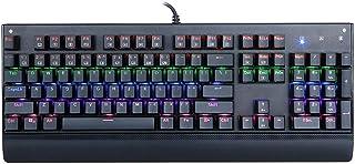 ZHEBEI Mechanical keyboard green axis gaming keyboard wired computer keyboard