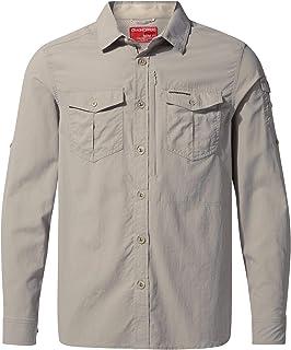 Craghoppers Koszula Mężczyźni Nl Adv Ls-Hemd