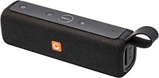 DOSS E-go II Portable Bluetooth Speakers with Superior Sound and Extra Bass, IPX6 Waterproof, Built-in Mic, 12W Driver, 12... photo