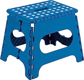 comprar comparacion Arregui TB-027-A Taburete Plegable de 29 cm de altura, azul, 290x220x270