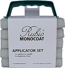 35 L Holzboden Selber /Ölen Reichweite circa 17, 5 M/²//Gebinde Rubio Monocoat Oil Plus 2C Farbe Smoke
