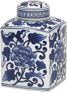 Best blue pottery decor Reviews