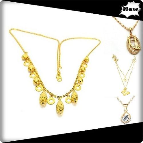 Design Gold Necklace