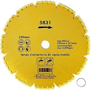 1 St/ück X32687 metall, 230 x 1,8 mm Piranha Trennscheibe D/ünn