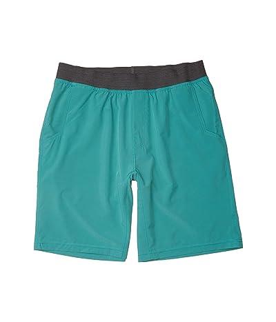 Prana Super Mojo Shorts II (Retro Teal) Men