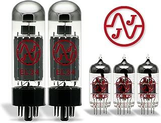 JJ Tube Upgrade Kit For Marshall JMP 50 watt & JCM800 50 watt Amps EL34/ECC83S