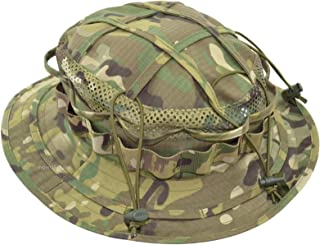 """Giena Tactics Boonie Hat Panama Woodman MOD2 A Lot of Russian Patterns   """"Hillock"""" Effect   Adjustable Size"""