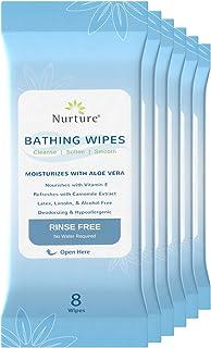 مناديل تنظيف الحمام بدون شطف من ناتشر, BD3398 , , 6 Pack, ,