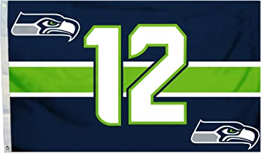 Fremont Die NFL Seattle Seahawks Flag with Grommets