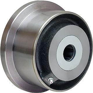 M8 External Thread Knurled Wheel 0.59L