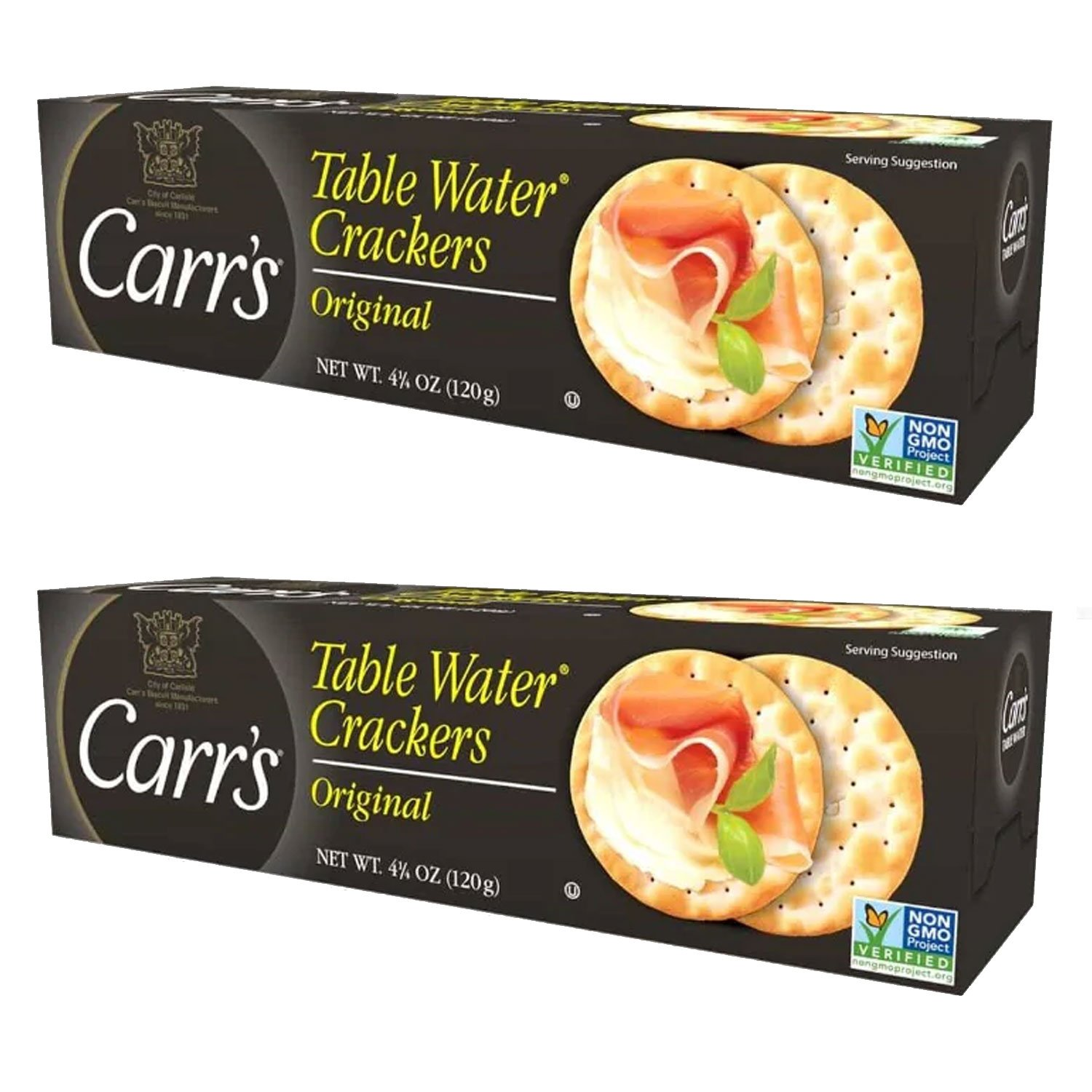 Carr's Original Table Water Crackers 4-1 4 Pack 2 40% OFF Cheap Sale Max 60% OFF Ounce of