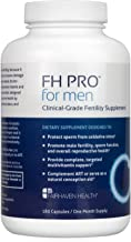 FH Pro for Men: Clinically Proven to Increase Sperm Count, Motility, Morphology and Reduce DNA Fragmentation and Oxidation Reduction Potential