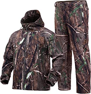 STARTAIKE Hunting Gear Suit for Men Camouflage Hunting...