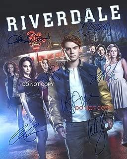 Riverdale CW TV Show cast Reprint Signed Autographed 8x10