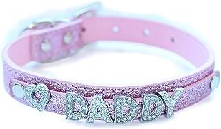 Daddy Dom DDLG/ABDL Leather Collar