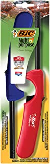 BIC Multi-purpose Classic Edition Lighter, Assorted Colors, 2-Pack