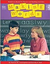 Making Words, Grades 1 - 3