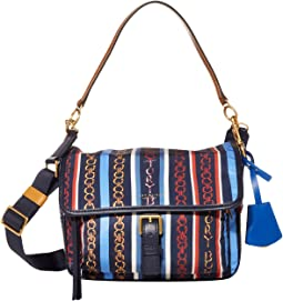 Perry Nylon Printed Crossbody