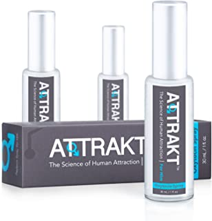 Attrakt for him (Pack of 3) - Become More Attractive to Her