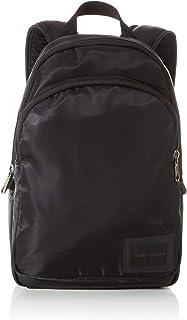 Calvin Klein Jeans Sleek Nylon Campus Backpack - Luggage & Travel Gear, Black, 35 cm - K60K606595
