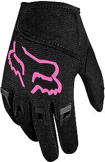 Fox Racing Dirtpaw Kids Off-Road Motorcycle Gloves - Black/Pink/Medium