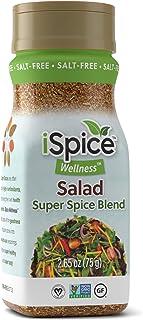 Sponsored Ad - iSpice - Salt-Free   Sugar free   100% Pure Wellness Salad Seasoning Super Spice Blend   All Natural   Read...