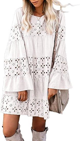 white beautiful summer dresses 2021