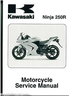 99924-1391-04 2008-2011 Kawasaki EX250J Ninja 250R Service Manual