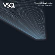 Vitamin String Quartet Performs Kanye West
