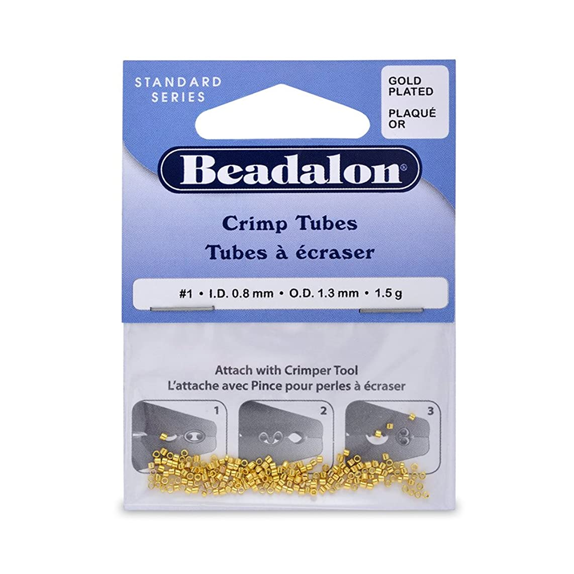 Beadalon Crimp Tubes