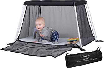 phil and teds travel cot sheet