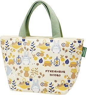スケーター Studio Ghibli Bento Box - My Neighbor Totoro - KURASHI - Sweat Fabric Lunch Bag (Totoro Kurashi Bag)