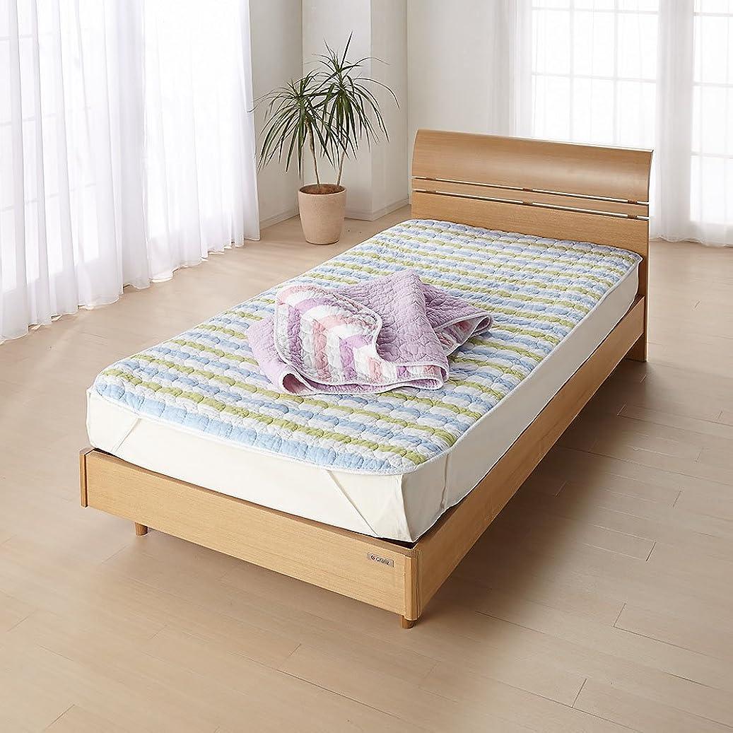 相反するインスタント猫背2段ベッド用 (パシーマ pasima EX 先染めタイプ パッドシーツ) 503781(サイズはありません キ:ライトブラウン(トモキジ))