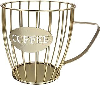 Baoblaze Café Capsule Pod Panier de Rangement, 55-60 Pod Titulaire, comptoir de Cuisine de Stockage Titulaire pour Nespres...