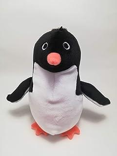 ペンギン・ハイウェイ ふんわりペンギン ぬいぐるみ 劇場限定 高さ約17cm キーチェーン付