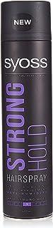 Syoss Strong Hold Hairspray, 400 ml