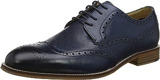 Dune Souris, Zapatos de Cordones Brogue para Hombre