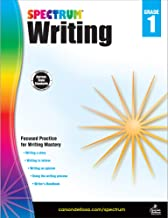 Spectrum | Writing Workbook | 1st Grade, 112pgs PDF