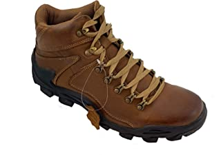 Labo Pro Reactive Men's Water Resistant Hiking Boot, Genuine Leather