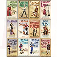 Flashman papers series george macdonald fraser 12 books collection set