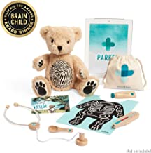 HOMER Parker: Your Augmented Reality Bear Learning Kit for Kids Ages 3+