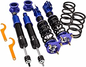 Coilover Suspension Strut for Ford Mustang 4th 1994-2004 Adjustable Height & Mount Shock Absorber w/Camber Plate