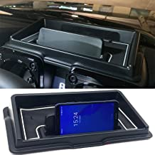 JOJOMARK for 2019 2020 Suzuki Jimny Accessories Center Console Organizer Tray Replaces Storage