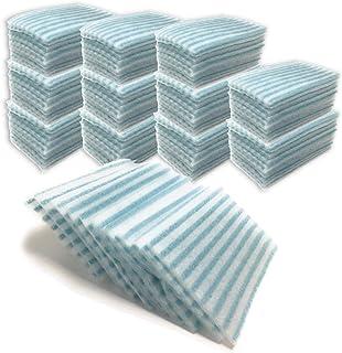 120 Esponjas Jabonosas Desechables. 12 paquetes de 10