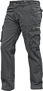 Alpha Industries Men's Cargo Plain Trousers
