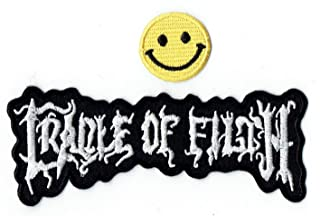 Best cradle of filth patch Reviews